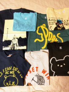メンズ福袋 Tシャツ×5枚、長袖Tシャツ×1枚、秋冬商品×1枚 合計7枚
