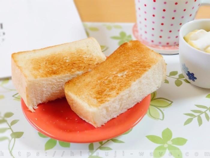 極美ナチュラル食パン 900yen